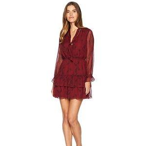 NWT BB Dakota Wine Down Dress Size Small BI308881